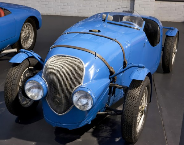 1937 SIMCA-Gordini Type 5