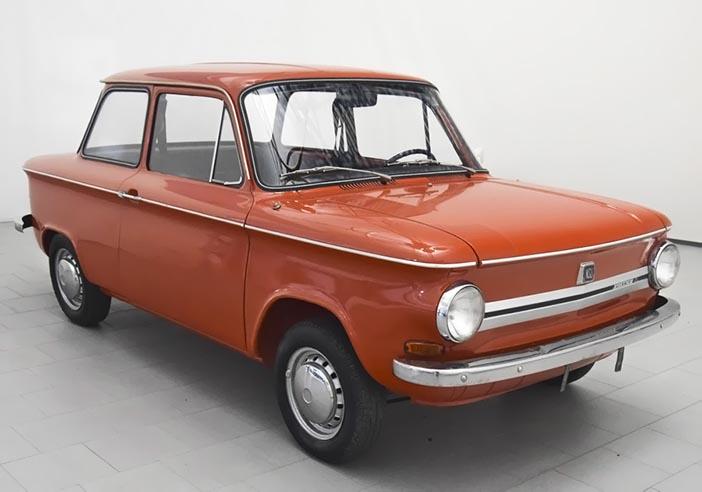 1965 NSU Prinz 4L front