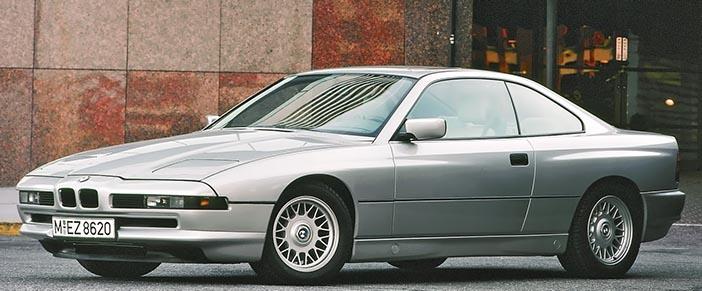1989 BMW 850i E31