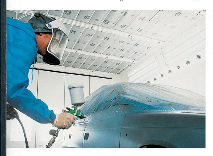 spray-coating-vehicle-refinishes