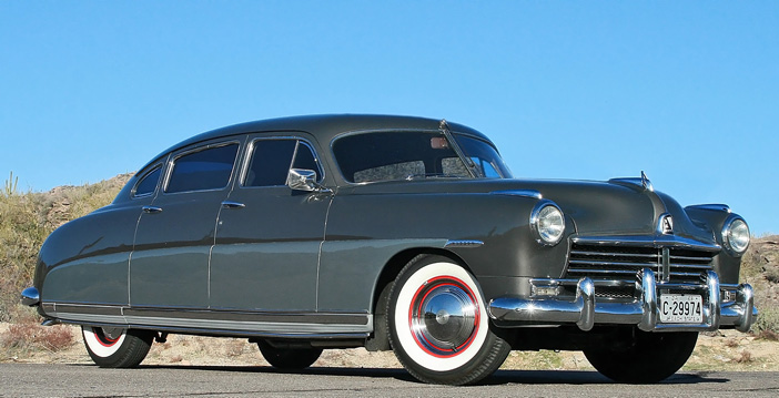 1948 Hudson Commodore Six