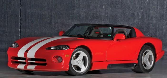 1992 Dodge Viper RT10 front