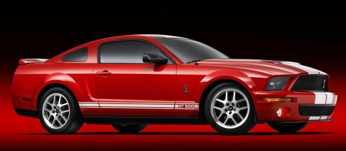 2005 Shelby GT500 side