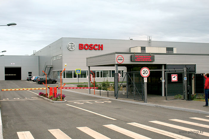 Завод Bosch в Самаре