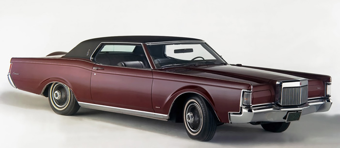 1968 Lincoln Continental Mark III