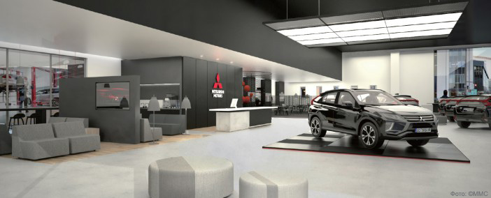 MMC new global showroom design