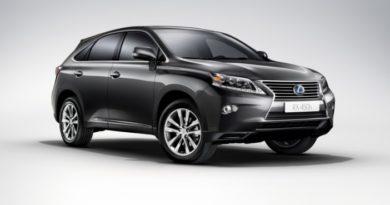 Lexus RX450H 052012 1