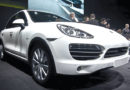 Porsche Cayenne дружит с G-Energy