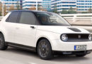 Honda E: юркая букашка в городских джунглях