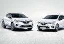 Renault втыкает в розетку