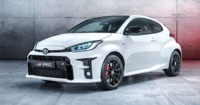 Toyota GR Yaris: ковался в мировых ралли