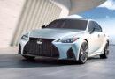Lexus IS – обновленный и еще более спортивный