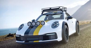 Новый Porsche и старые добрые приключения