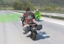 Активный круиз-контроль для мотоцикла
