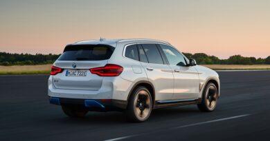 BMW iX3 – прочный, функциональный и комфортный