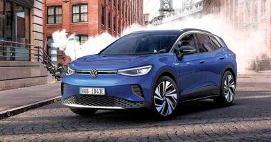 Volkswagen ID.4 – вторая «электричка» бренда