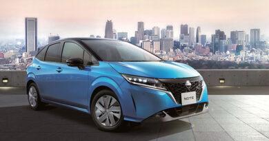 Nissan Note – полностью электрическая версия