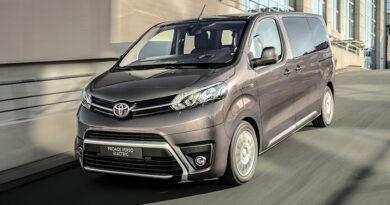 Toyota Proace Verso Electric – минивэн вслед за фургоном