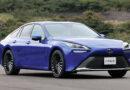 Обновленный Toyota Mirai – практичнее и дешевле