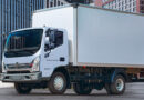 Новый грузовик – маневренный и экономичный
