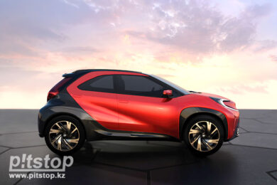Toyota Aygo X prologue: создан быть заметным