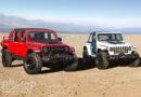 Семь концептов Jeep готовы к ралли
