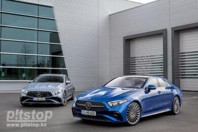 Обновленный Mercedes AMG CLS: еще больше спортивности