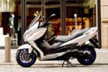 Макси-скутер стал технологичнее