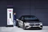 Mercedes EQS – люксовый электромобиль