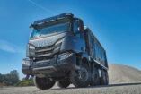 Iveco T-WAY – тяжелый грузовик повышенной проходимости