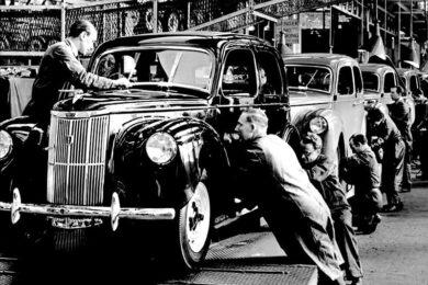 Июнь в истории автопрома