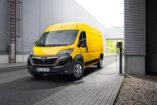 Opel Movano – решение любой транспортной задачи