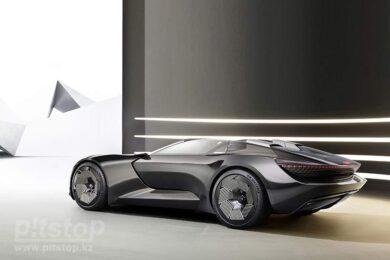 Audi Skysphere Concept – два в одном