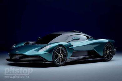 Aston Martin Valhalla: сплав эмоций с эффективностью